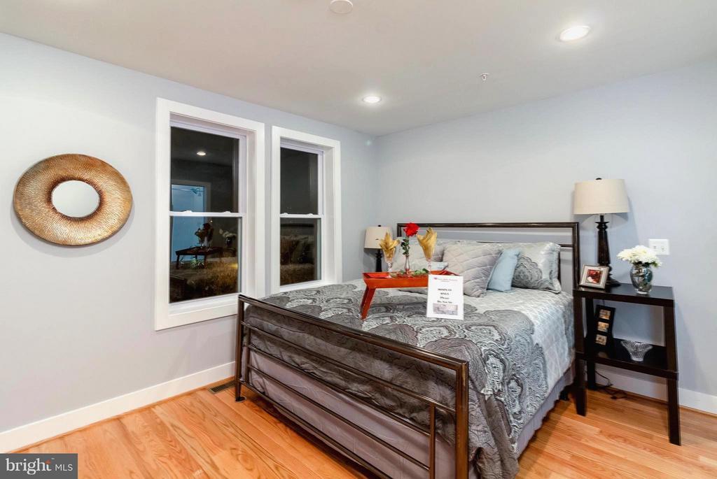 Where Dreams Begin! Master Bedroom 1 - 225 BRYANT ST NE, WASHINGTON