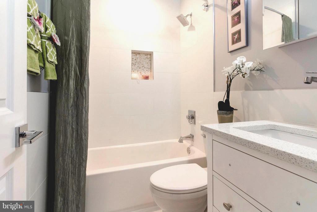 Easy to Love this New Bathroom (1) - 225 BRYANT ST NE, WASHINGTON