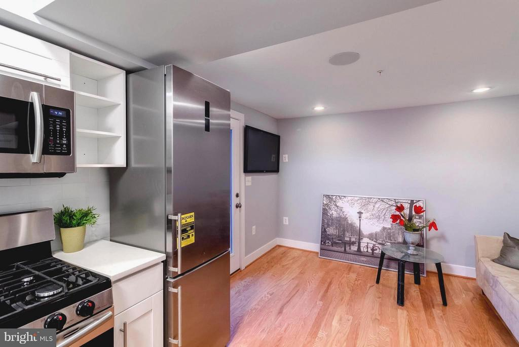 Self-Contained In-Law-Suite That's Value Rich - 225 BRYANT ST NE, WASHINGTON