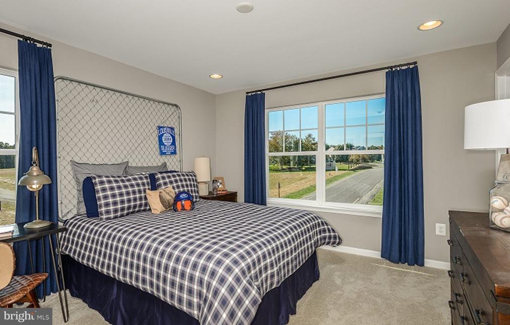 Bedroom- Similar Construction - ASPEN HIGHLANDS DRIVE- WASHINGTON, SPOTSYLVANIA