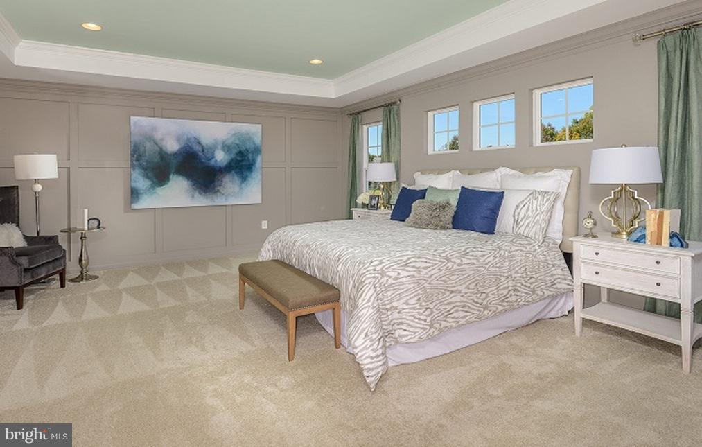 Master Bedroom- Similar Construction - ASPEN HIGHLANDS DRIVE- WASHINGTON, SPOTSYLVANIA