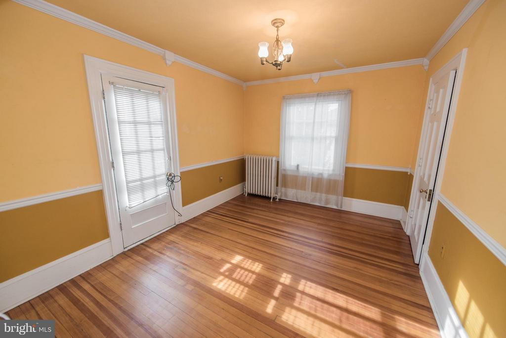 Second Bedroom Upper Level With Walkout Porch - 909 W KING ST, MARTINSBURG