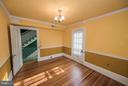 Second Bedroom - 909 W KING ST, MARTINSBURG