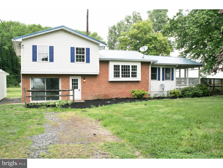Maison unifamiliale pour l Vente à 6335 BIG PINE Road Bridgeville, Delaware 19933 États-Unis