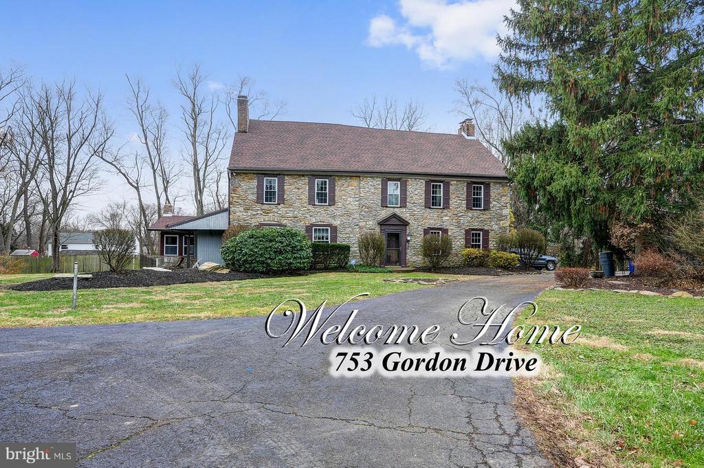 753  GORDON DRIVE, Yardley, Pennsylvania