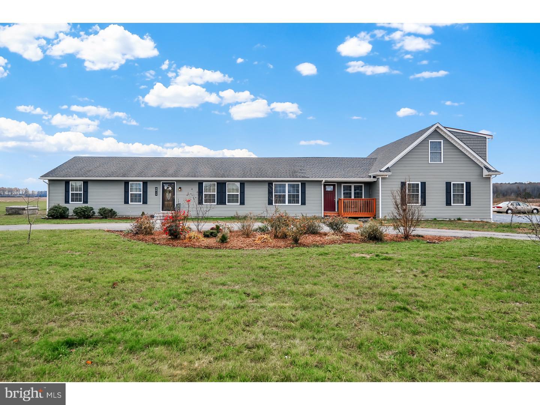 Частный односемейный дом для того Продажа на 2012 VERNON Road Harrington, Делавэр 19952 Соединенные Штаты