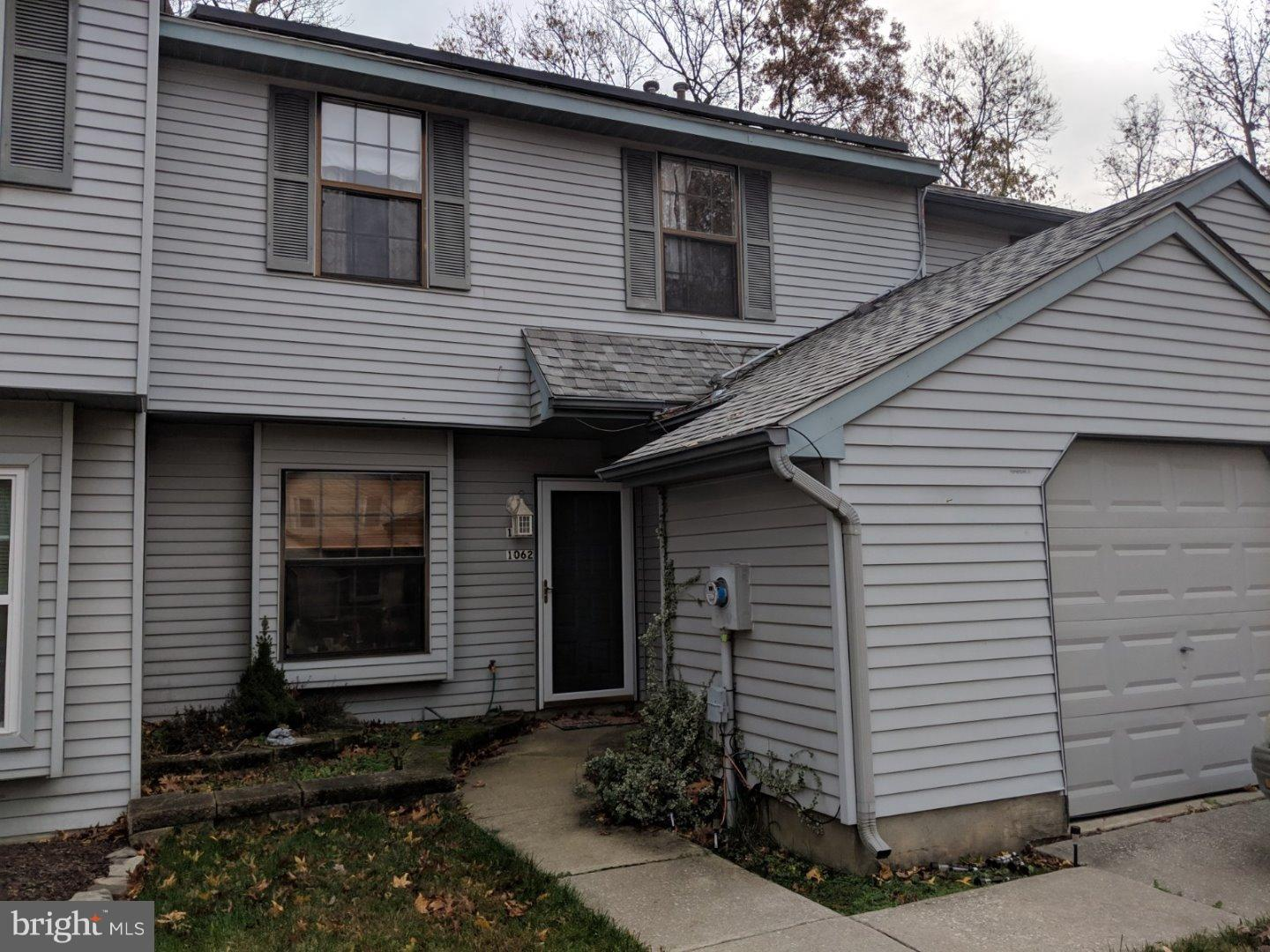 Photo of home for sale at 1062 Baywood Drive, Williamstown NJ