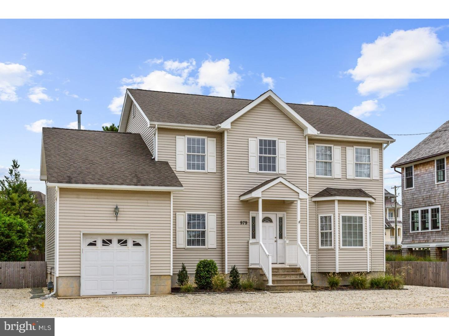 Single Family Home for Sale at 979 OCEAN Avenue Mantoloking, New Jersey 08738 United States