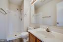 Master bathroom - 10600 GRETA LYNN CT, FREDERICKSBURG