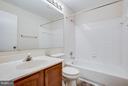 Upstirs hall full bath - 10600 GRETA LYNN CT, FREDERICKSBURG