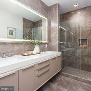 Master Bathroom - 1427 RHODE ISLAND AVE NW #301, WASHINGTON