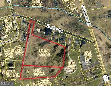 Land for Sale at Parkesburg, Pennsylvania 19365 United States