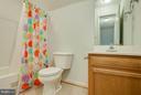 Full bahroom - upper level - 100 TATHER DR, MARTINSBURG