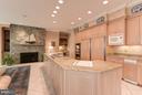 Kitchen - 4601 NEPTUNE DR, ALEXANDRIA