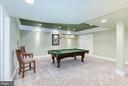 Billiards Room - 4601 NEPTUNE DR, ALEXANDRIA