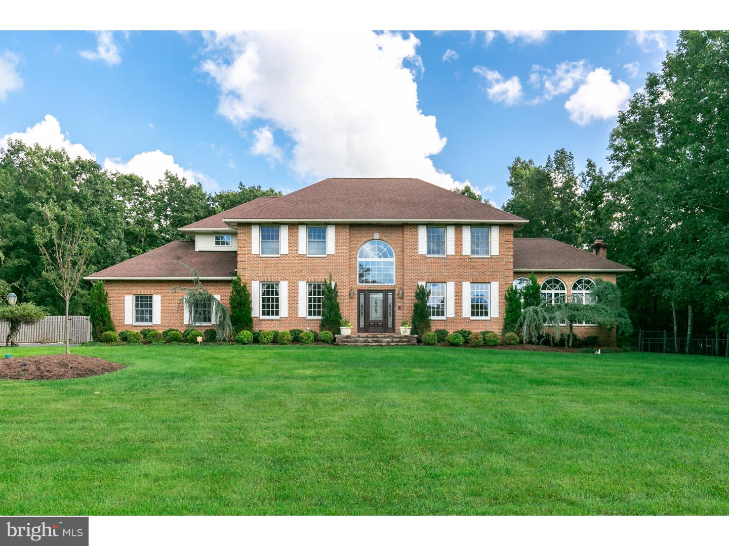 Single Family Home for Sale at 30 FOX HILL Drive Tabernacle, New Jersey 08088 United States
