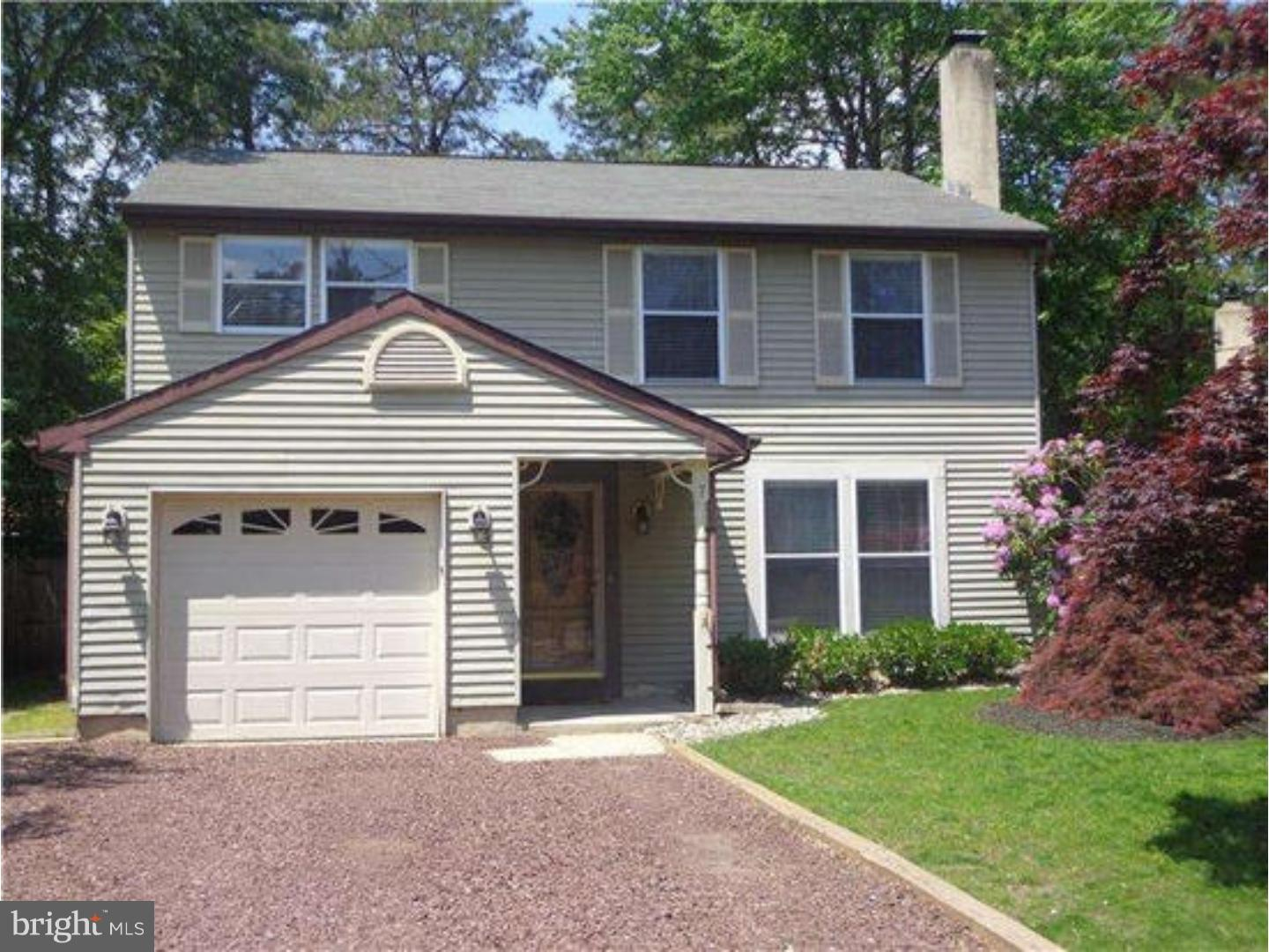 Single Family Home for Sale at 7 JACKSON CT W Evesham Twp, New Jersey 08053 United States