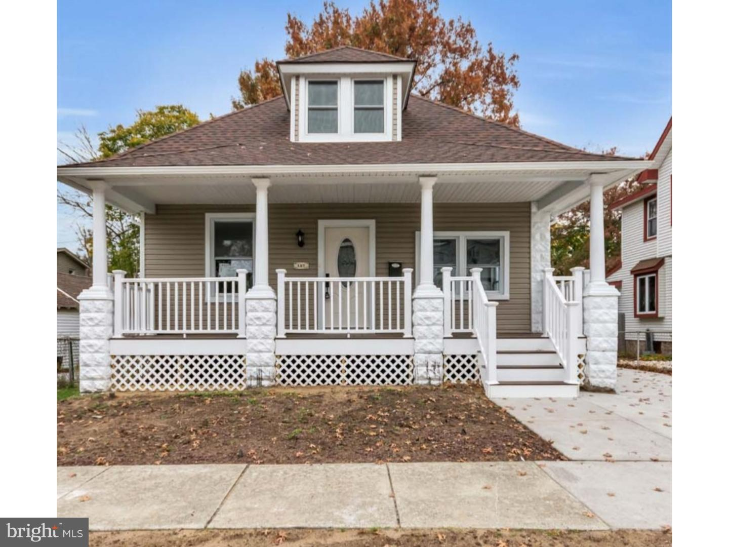 Single Family Home for Sale at 127 JEFFERSON Street Riverside, New Jersey 08075 United States