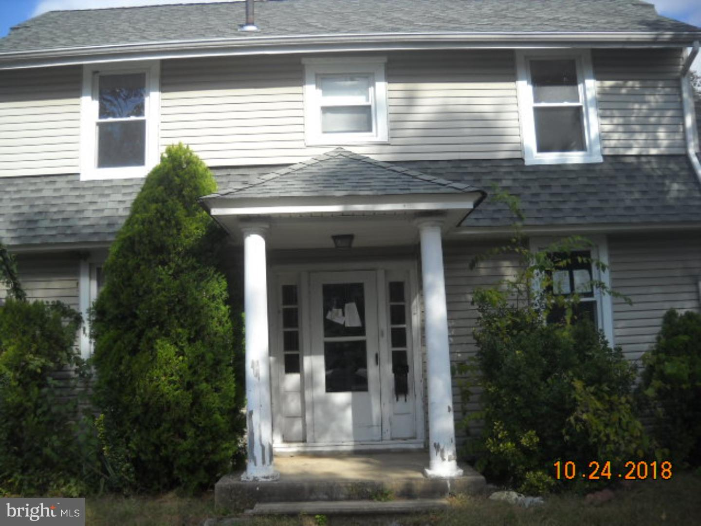 Single Family Home for Sale at 509 HEULINGS Avenue Riverside, New Jersey 08075 United StatesMunicipality: Riverside