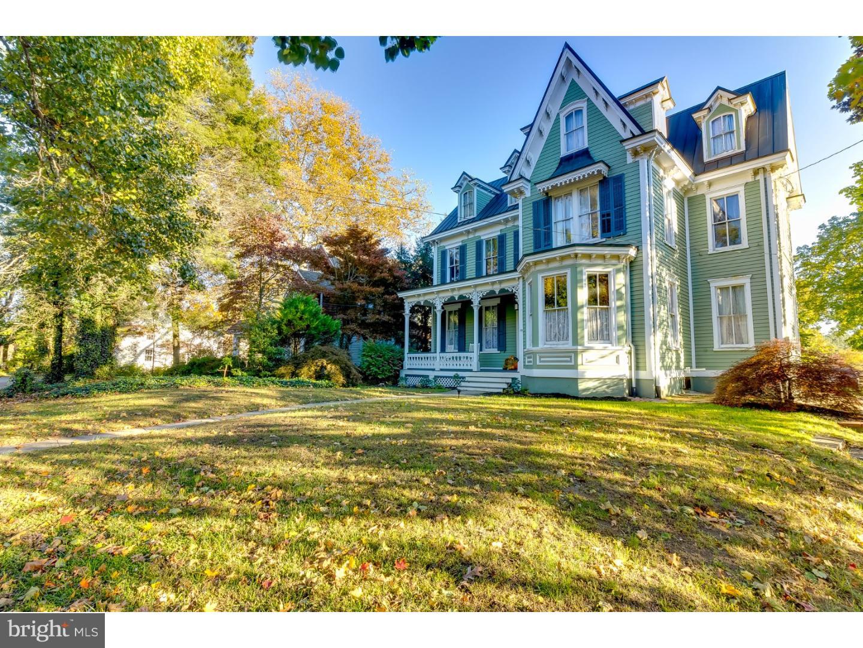 Single Family Home for Sale at 75 MILL Street Southampton, New Jersey 08088 United StatesMunicipality: Southampton Twp