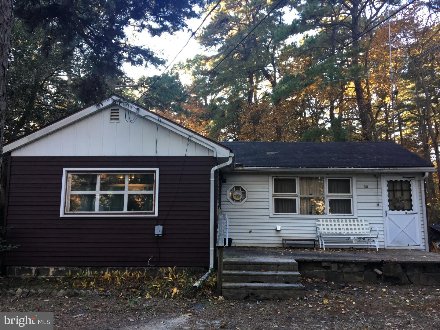 Single Family Home for Sale at 981 NEW BROOKLYN Road Sicklerville, New Jersey 08081 United StatesMunicipality: Erial