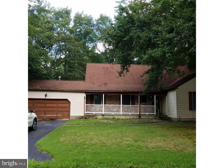 Частный односемейный дом для того Продажа на 4 COCHISE Circle Medford Lakes, Нью-Джерси 08055 Соединенные Штаты