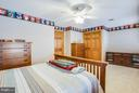 second bedroom with carpet - 7411 SNOW HILL DR, SPOTSYLVANIA