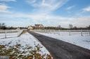Long entry paved driveway - 7411 SNOW HILL DR, SPOTSYLVANIA