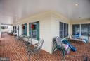 Wrap around porch - 7411 SNOW HILL DR, SPOTSYLVANIA