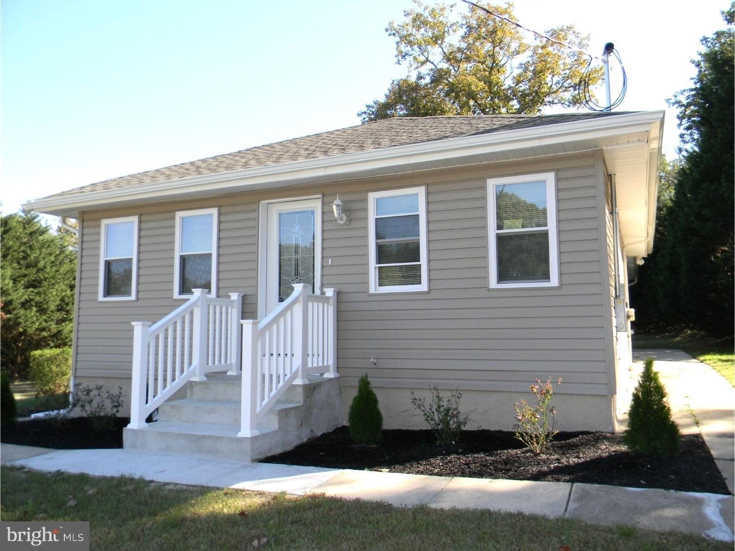 Single Family Home for Sale at 25-27 SCOTT Avenue Clementon, New Jersey 08021 United StatesMunicipality: Clementon