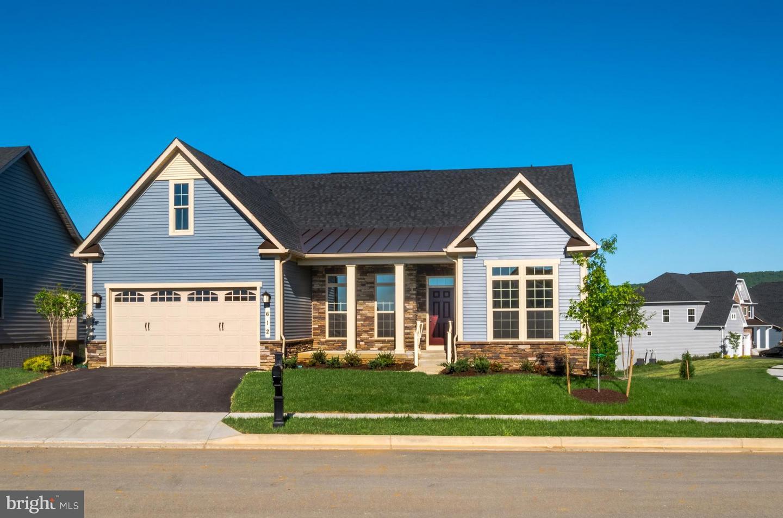Single Family Homes för Försäljning vid Brunswick, Maryland 21716 Förenta staterna