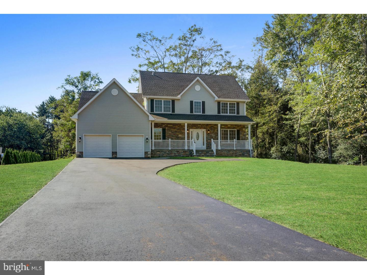 Single Family Home for Sale at 1324 WINDSOR EDINBURG Road Princeton Junction, New Jersey 08550 United StatesMunicipality: West Windsor Twp