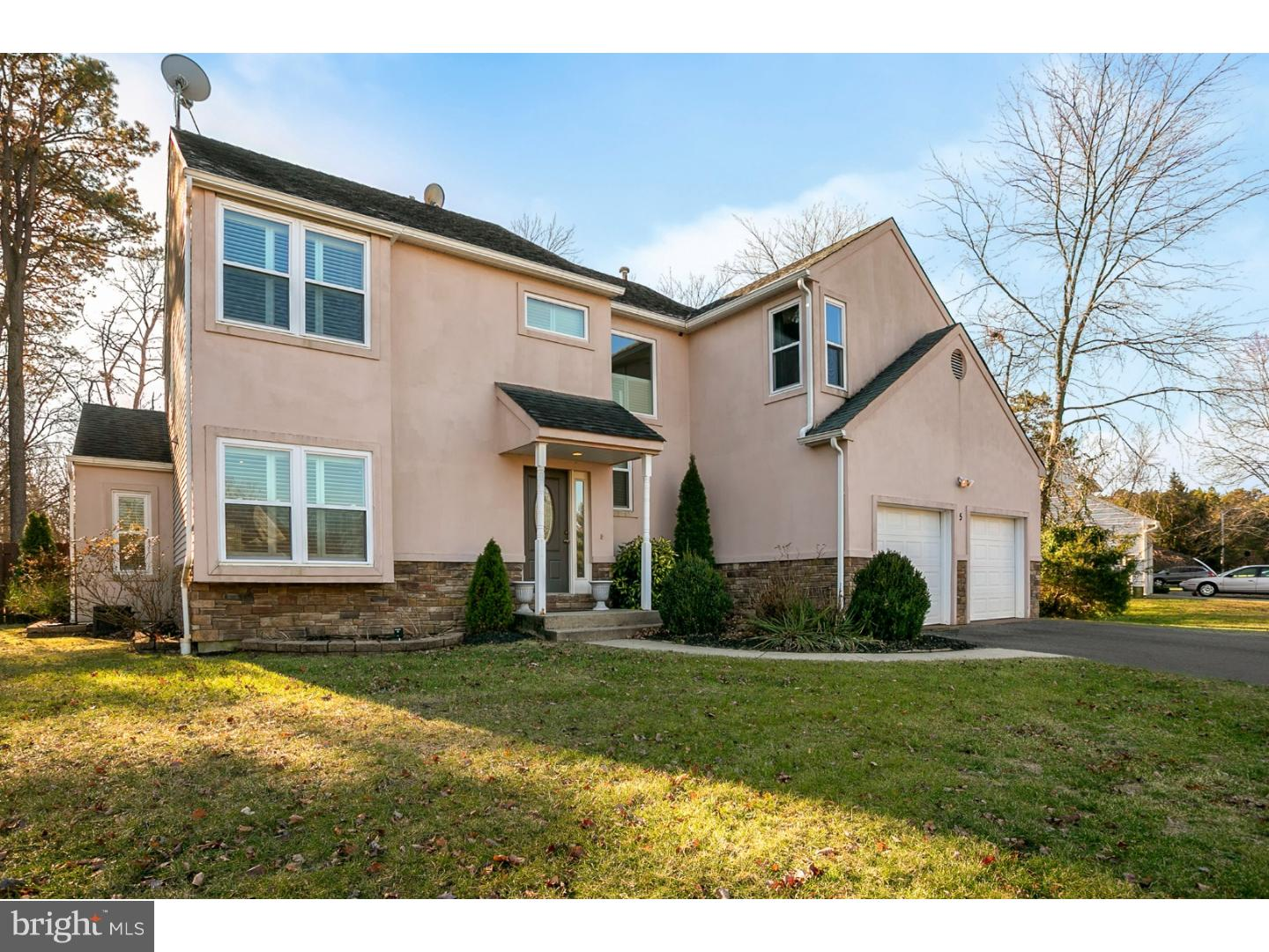 Single Family Home for Sale at 5 ELENA Court Voorhees Township, New Jersey 08043 United States