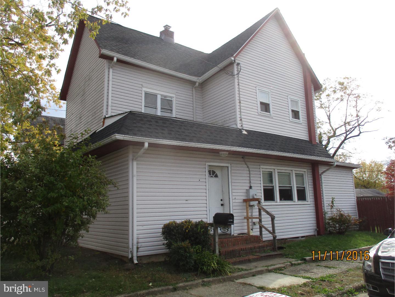 Enfamiljshus för Försäljning vid 700 COLUMBIA BLVD National Park, New Jersey 08063 Förenta staternaI/Runt: National Park