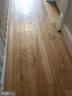 Original Hard wood floors, sanded and refinished! - 3611 MARTIN LUTHER KING JR AVE SE, WASHINGTON