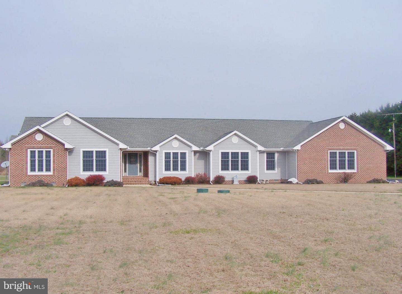 Частный односемейный дом для того Продажа на 2395 MCDOWELL Road Bridgeville, Делавэр 19933 Соединенные Штаты