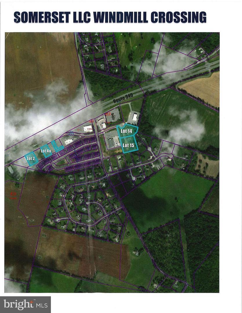 土地,用地 为 销售 在 查尔斯城, 西弗吉尼亚州 25414 美国