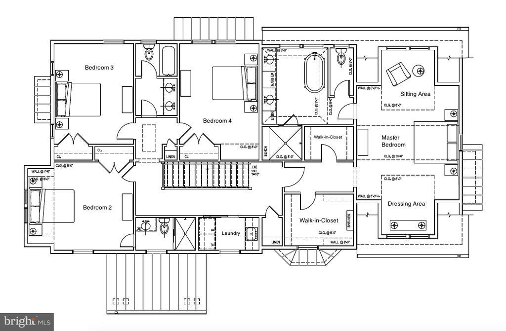 Upper Level - 5703-A RIDGEFIELD RD, BETHESDA