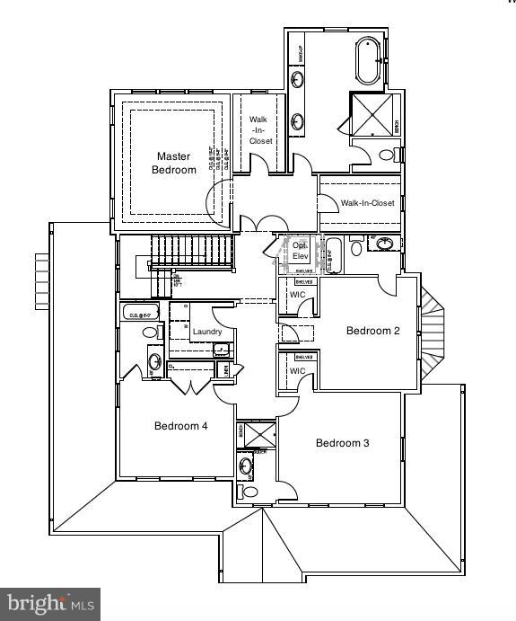 Upper Level - 5703 RIDGEFIELD RD, BETHESDA