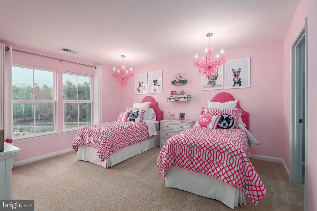 Bedroom - 1204 DARGON QUARRY LN, BRUNSWICK