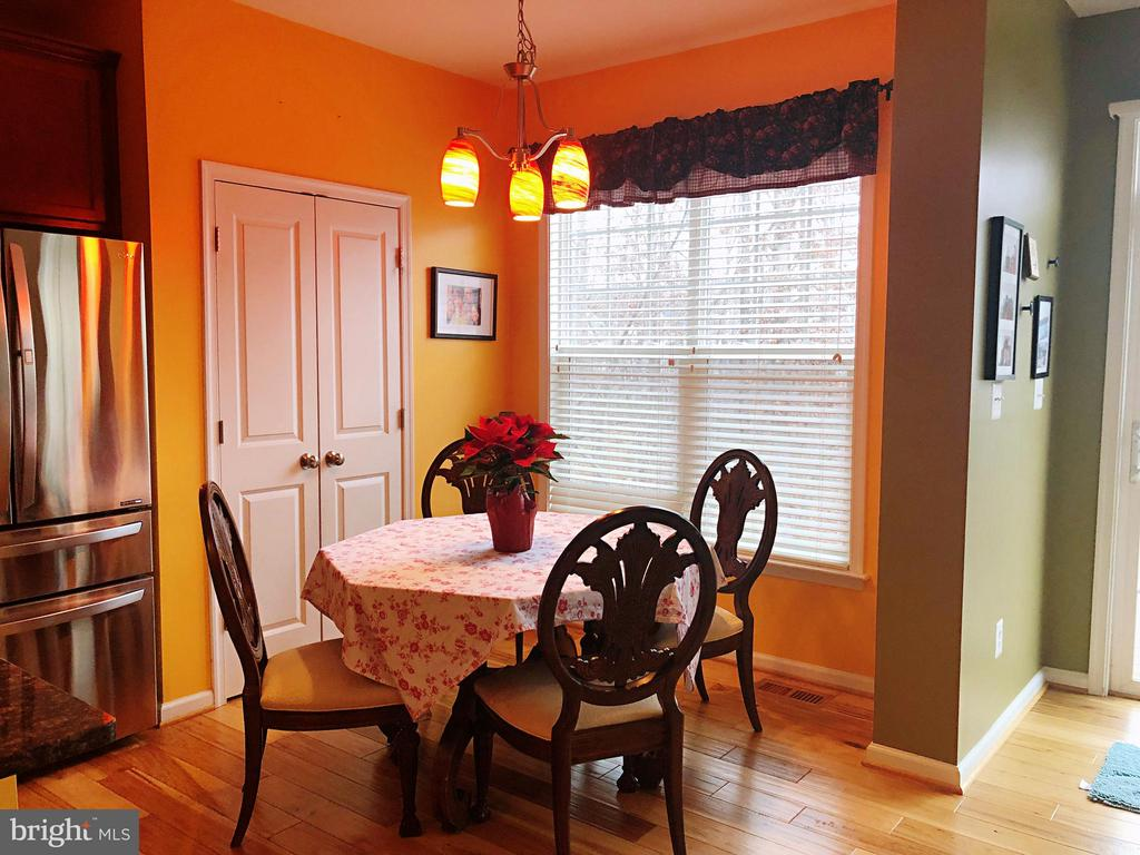 Breakfast room - 14352 NORTHBROOK LN, GAINESVILLE