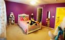 Upper level bedroom 3 - 14352 NORTHBROOK LN, GAINESVILLE