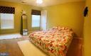 Upper level bedroom 2 - 14352 NORTHBROOK LN, GAINESVILLE