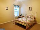 Lower level bedroom 1 - 14352 NORTHBROOK LN, GAINESVILLE