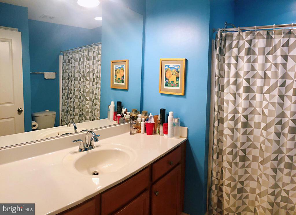 Upper level bathroom 1 - 14352 NORTHBROOK LN, GAINESVILLE