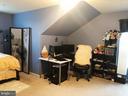 Upper level Bedroom 1 - 14352 NORTHBROOK LN, GAINESVILLE