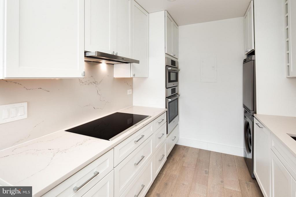 Bosch cooktop and wall ovens and pantry - 2501 M ST NW #608, WASHINGTON