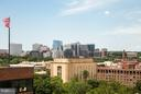 View from roof terrace - overlooking Georgetown - 2501 M ST NW #608, WASHINGTON