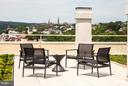Enjoy sunset views from the roof terrace - 2501 M ST NW #608, WASHINGTON