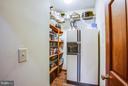 Walk in pantry - 7411 SNOW HILL DR, SPOTSYLVANIA